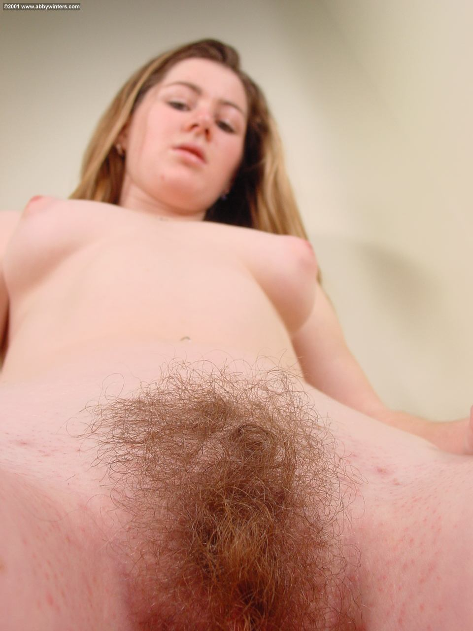 winters abby Amateur hairy girl