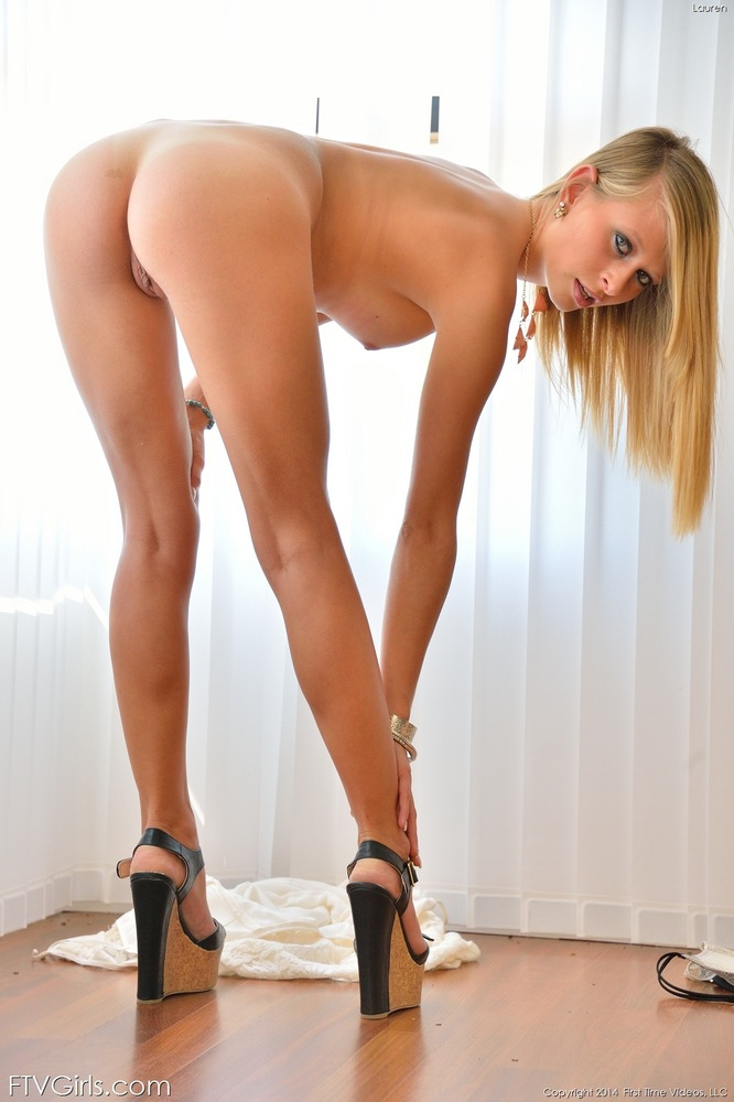 Ftv girls nude high heels