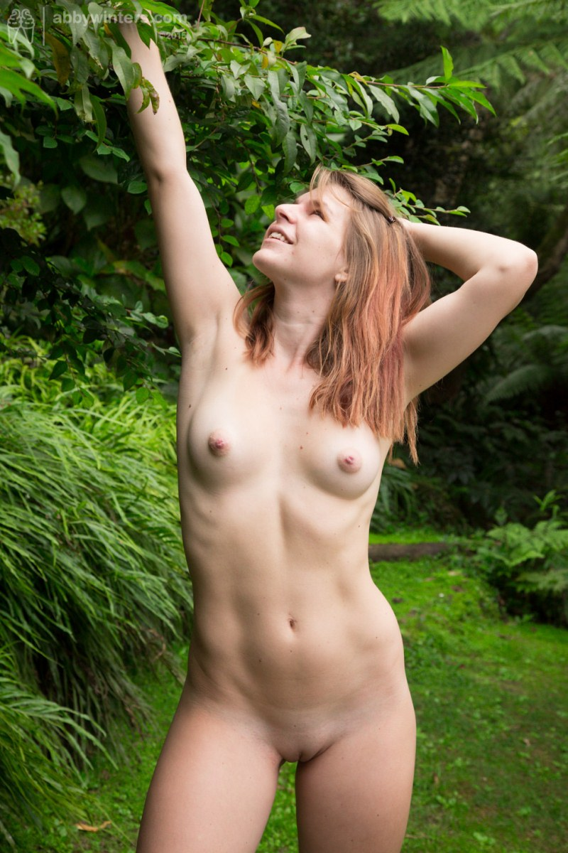ophelia from abbywinters - amateur with big puffy nipples