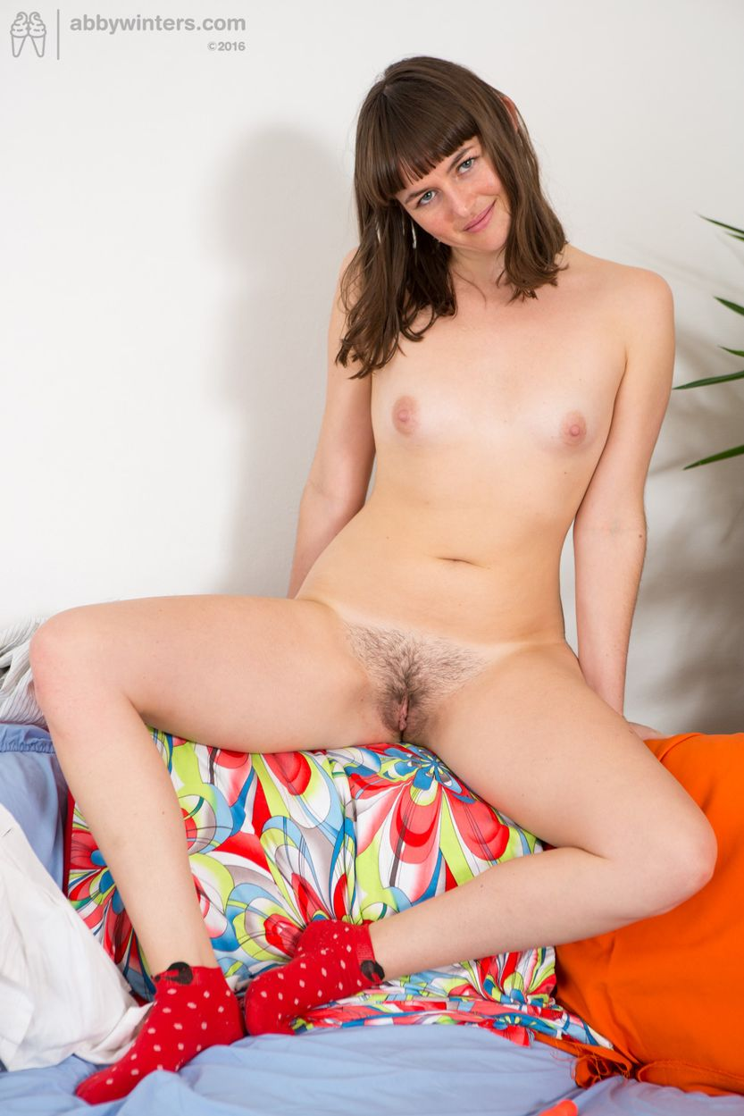 Freckled Hairy Amateur Toying