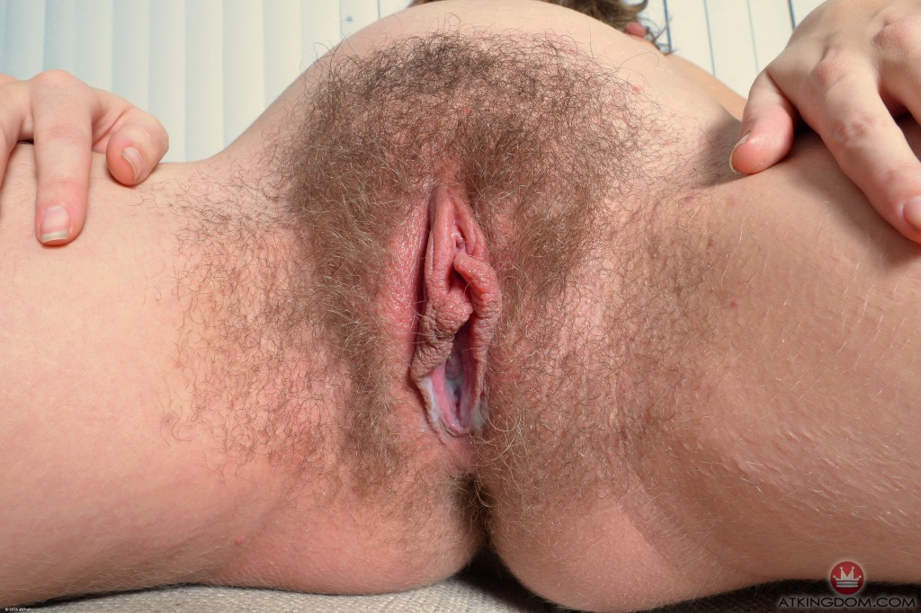 Atk natural hairy pregnant pussy