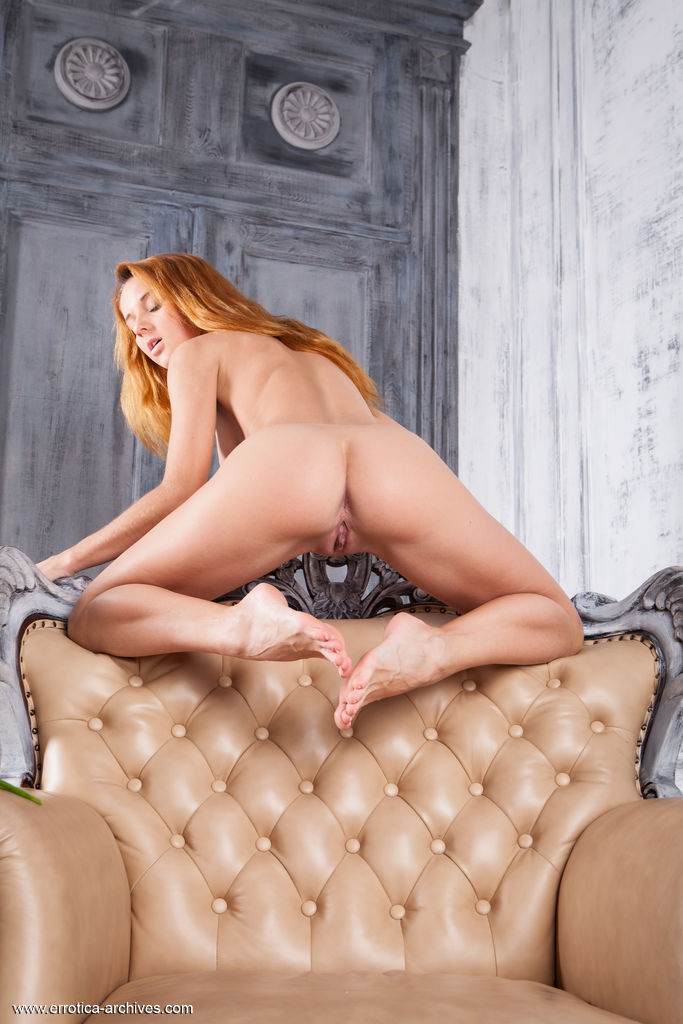 Redhead pussy archive — pic 5