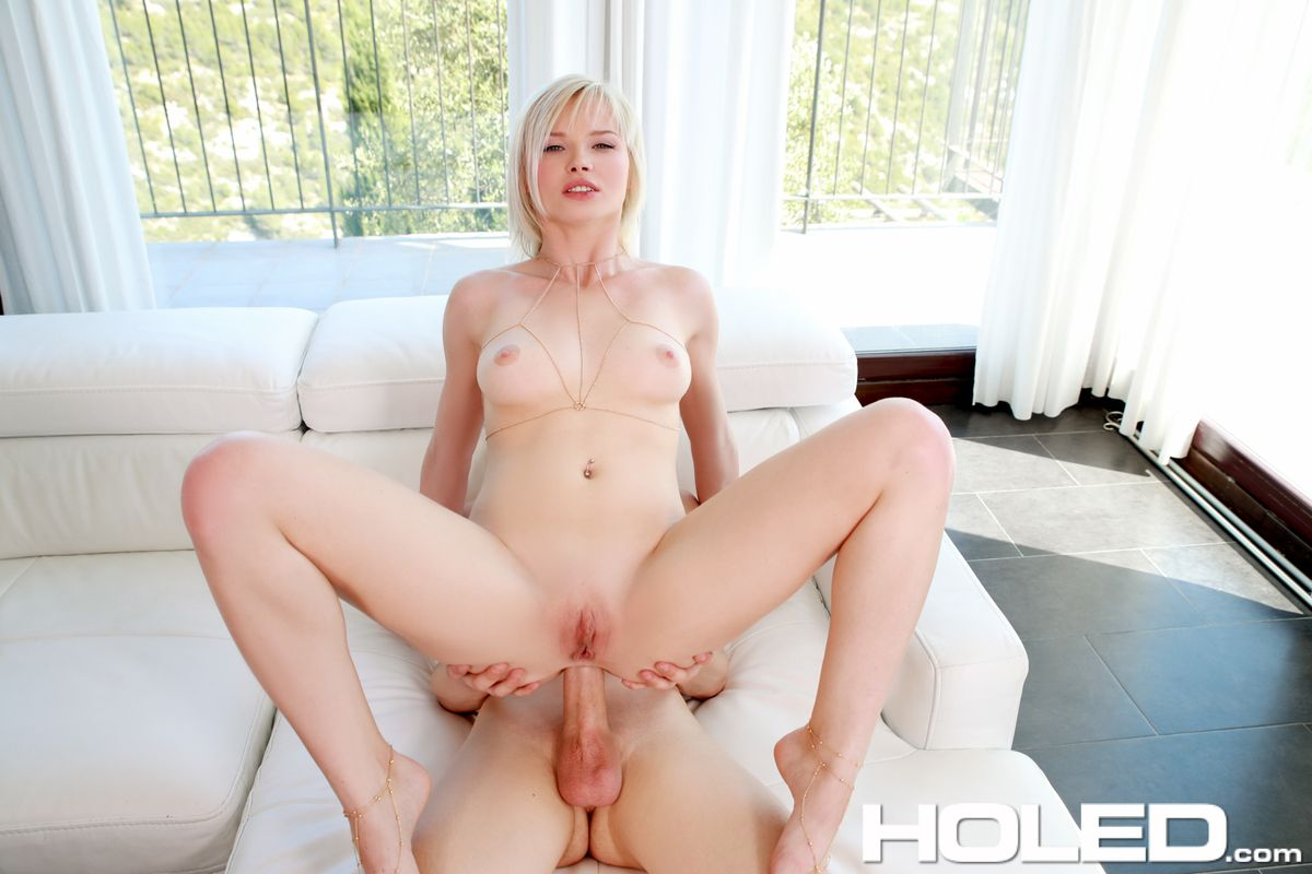 Teen Loves Anal Creampie
