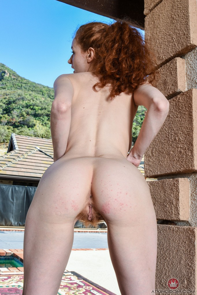 Opinion amateur redhead caught pissing really