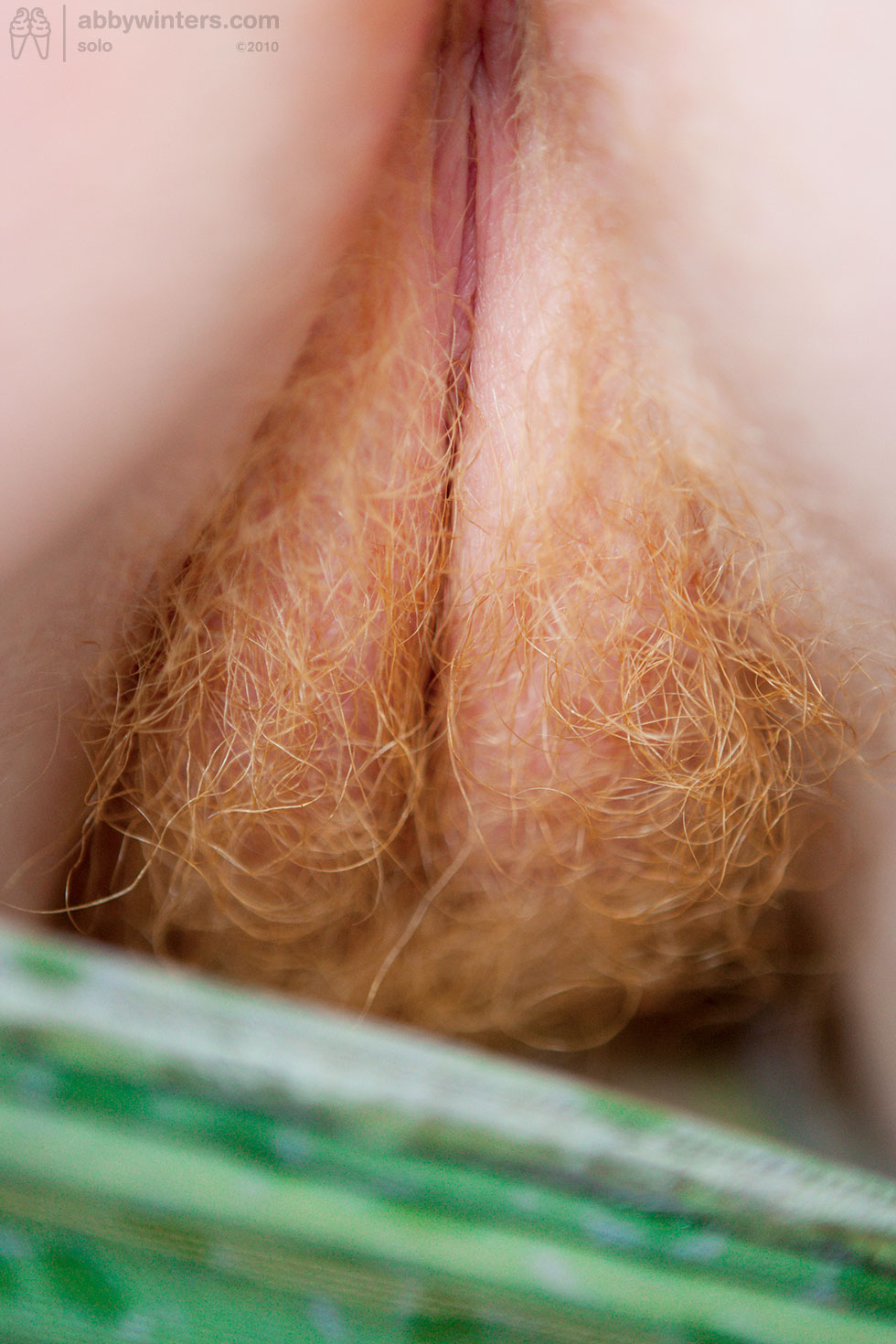 Consider, hairy female redhead nudist