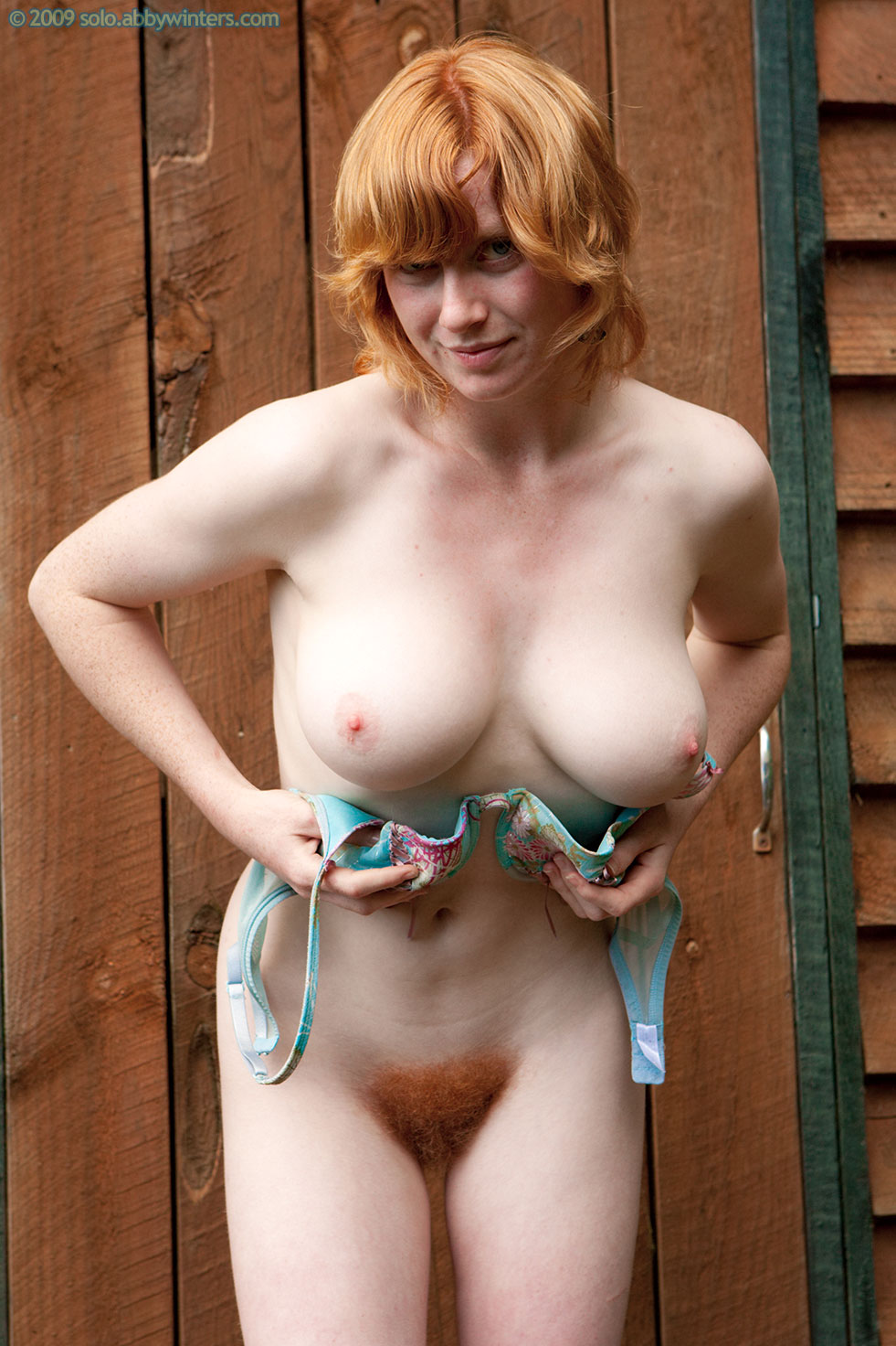 Busty red heads