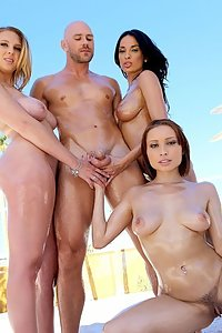White girls boobs naked