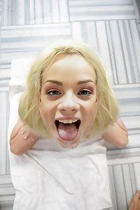 Elsa Jean in Bath for Two