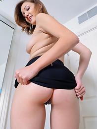 Riley Mae blue panties