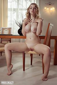 Kim in Seductive Shapes