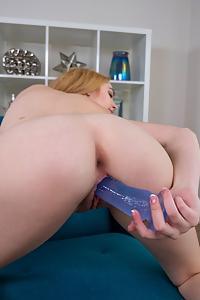 Ivy Jones blue toy
