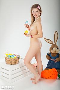 Verona in Happy Bunny