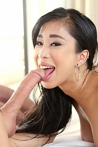 Jade Kush in Rainy Day Erotic Massage