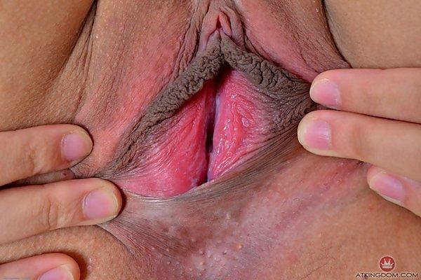 Zaya Cassidy big pussy lips