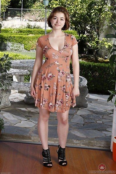 Aria Sky summer dress