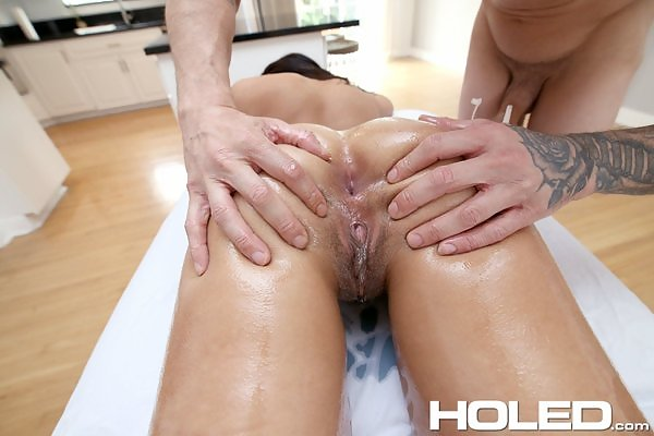 Kendra Spade in Soaked Anal Toys
