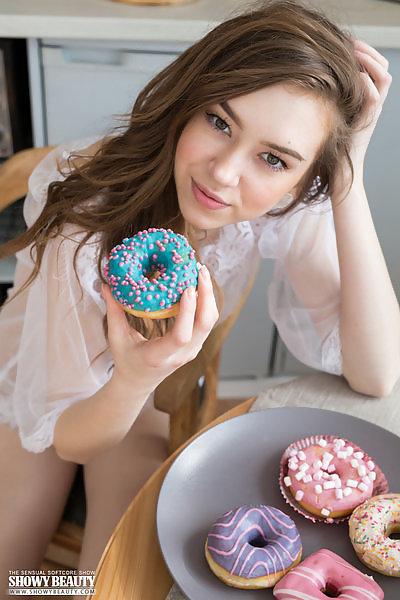 Galina in My Donut