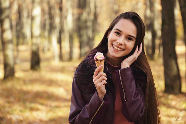 Leona Mia in Russian Beauty