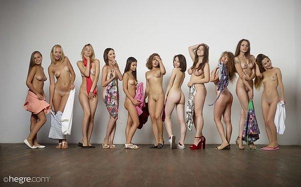 Hegre Girls Girls Girls