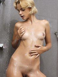 Ariel in Shower With Ariel