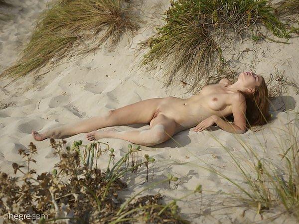 Jenna Ibiza nude beach