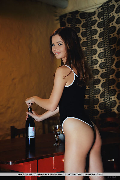 Brit in Wine Time by Arkisi