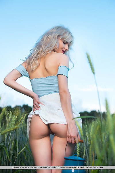 Zarina A in New Look by Karl Sirmi