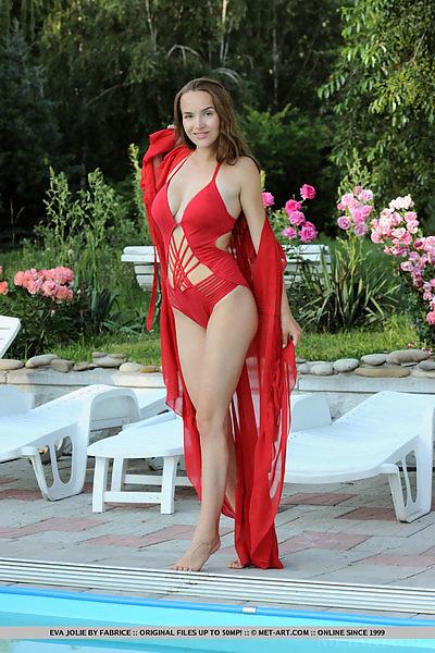 Presenting Eva Jolie by Fabrice
