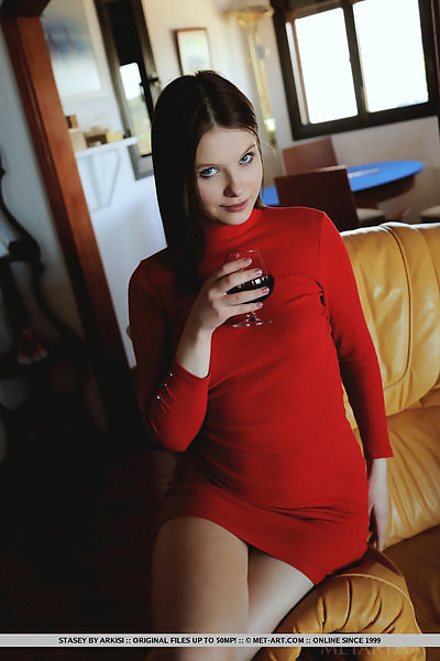 Stasey in Red Wine by Arkisi