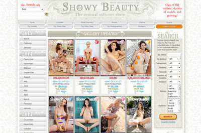 More from Showy Beauty