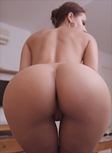 Melisa Mendini gives a private lapdance today