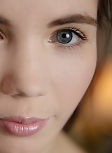 Lovenia in Big Blue Eyes by Wow Girls