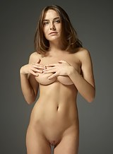 Adriana in First Fumbling Nudes by Hegre-Art