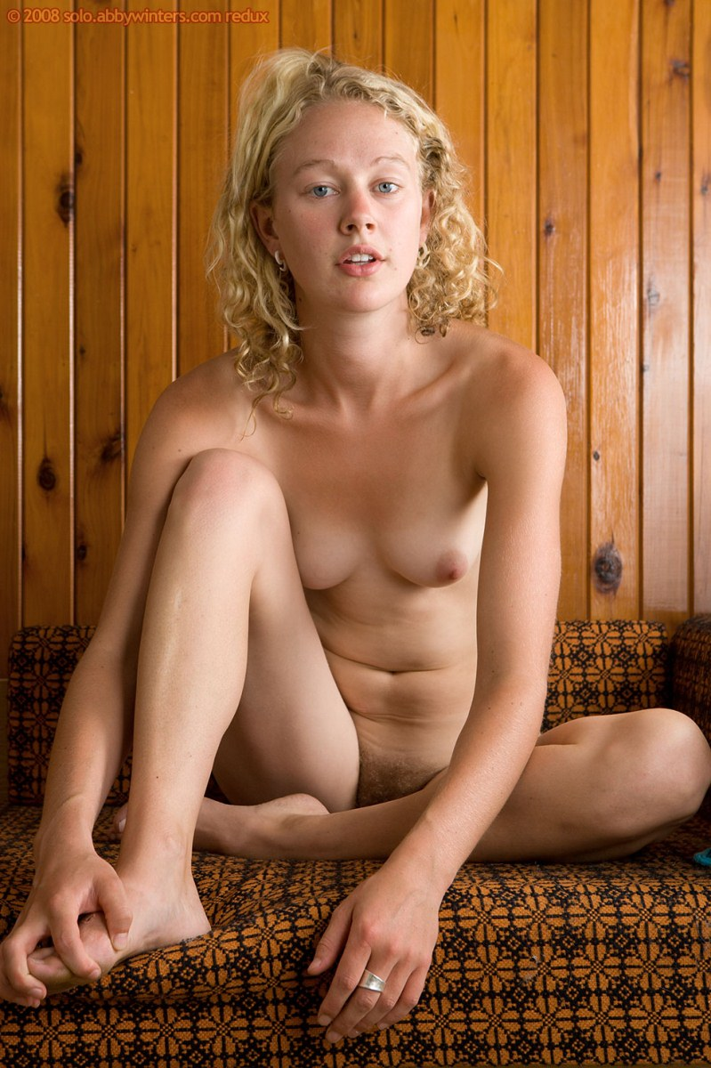 Young Sweet Teen Blonde