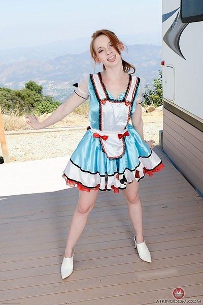 Athena Rayne cute dress