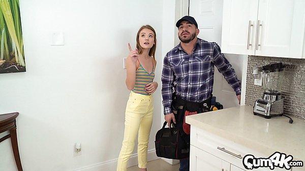 Dani Lynn in Leaky Plumber