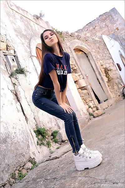 Leona Mia in Postcard from Crete