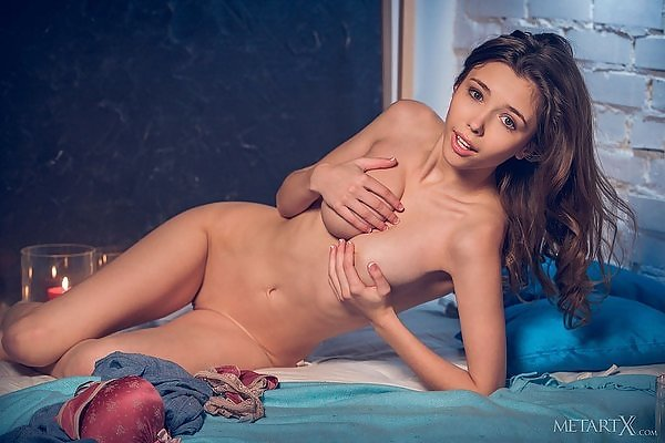 Late Night Alone 1 featuring Mila Azul by Alex Lynn